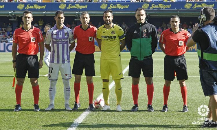 Javi Moyano y su Real Valladolid rozan la semana perfecta