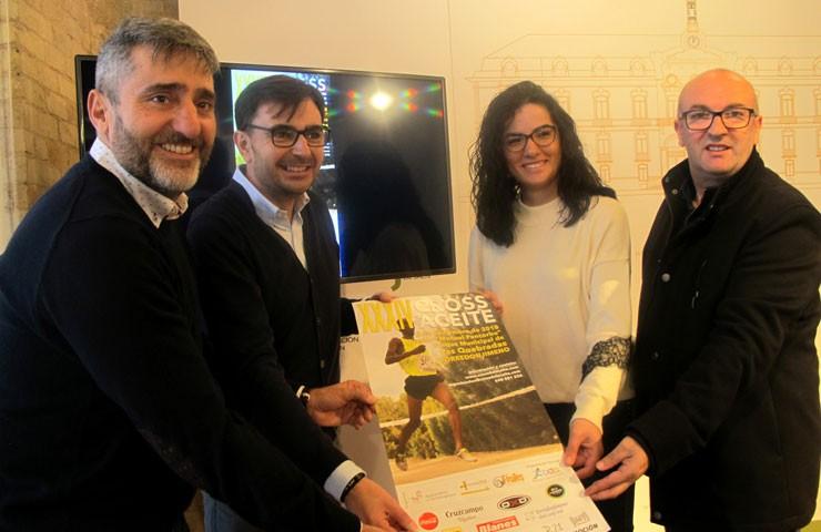 El XXXIV Cross del Aceite de Torredonjimeno contará con más de 3.000 atletas participantes