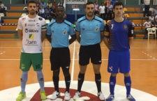 Mengíbar FS se coloca en quinta posición. Foto: Colo Colo Zaragoza.