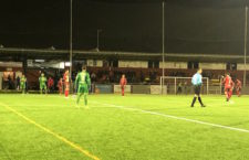 El Mancha Real desaprovecha un penalti para ganar al CD Rincón en la reanudación del partido
