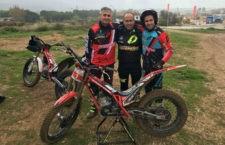Moral vence en la penúltima prueba del Andaluz de Trial