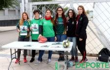 El equipo femenino de Jaén Rugby busca jugadoras entre las estudiantes universitarias