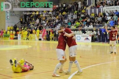 El Jaén FS tropieza en casa ante el Zaragoza