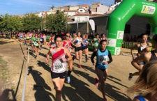 Yago Rojo y María del Mar Casillas vencieron en el XXXIV edición del Cross del Aceite de Torredonjimeno