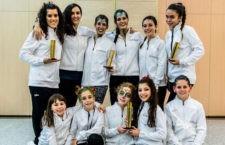Bodywave Pole Dance cosecha cinco trofeos en Pole Queen Spain