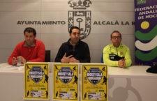 Representantes locales durante la presentación del torneo. Foto: Ayto. Alcalá la Real.