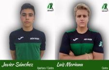 Los jiennenses Javier Sánchez y Luis Moriana, convocados por Andaluza de rugby