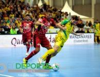 Jaén FS y ElPozo chocan en Ifeja
