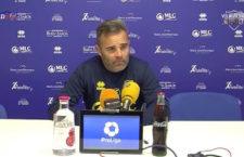 """Juan Arsenal: """"Tenemos que hacer un partido muy contundente porque El Palo nos va a exigir"""""""