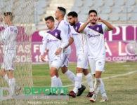 El Real Jaén sigue a lo suyo y vence al CP Almería