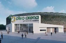 Cinco empresas optarán a la adjudicación del contrato de construcción del 'Olivo Arena'