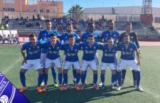 El Poli Almería acaba con la racha de victorias del Linares Deportivo