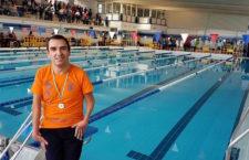El CN Fidias de Martínez Tajuelo, primero en el Campeonato de Andalucía de Para-Natación