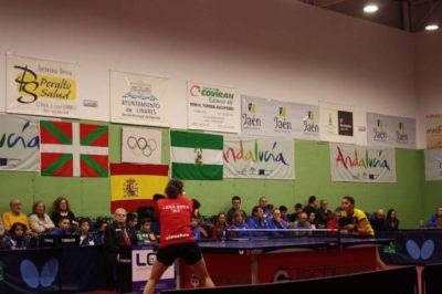 El Tecnigen Linares a un paso de cuartos de final de la Copa de Europa de Tenis de Mesa