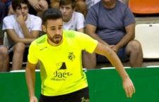 Aitor ya es nuevo jugador del Mengíbar FS