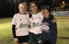 Las jugadoras jiennenses llaman la atención de los seleccionadores nacionales y autonómicos. Foto: Jaén Rugby.