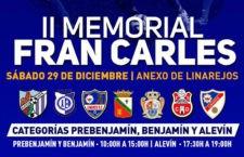 El Linares Deportivo prepara para el II Memorial Fran Carles