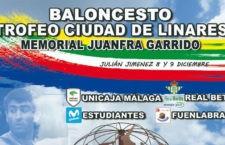 Linares se prepara para celebrar el Trofeo Ciudad de LInares 'Memorial JuanFra Garrido'