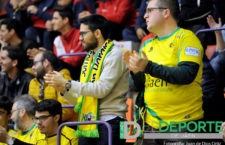 El Jaén FS solo tendrá 120 entradas de la Copa de España para su venta física