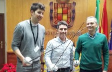 Jaén celebra este fin de semana su V Torneo de Esgrima