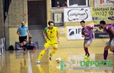 El Jaén FS se medirá al Palma en los cuartos de la Copa del Rey