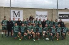 El quince jiennense vuelve a la senda del triunfo. Foto: Jaén Rugby.