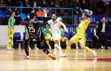 El Jaén FS empata in extremis en Ferrol y acaricia la Copa de España 2019