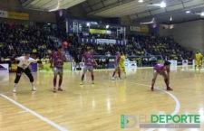 Jaén FS y Palma empatan en un duelo muy disputado