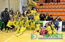 El Jaén FS vence al Santa Coloma y certifica el pase a la Copa de España