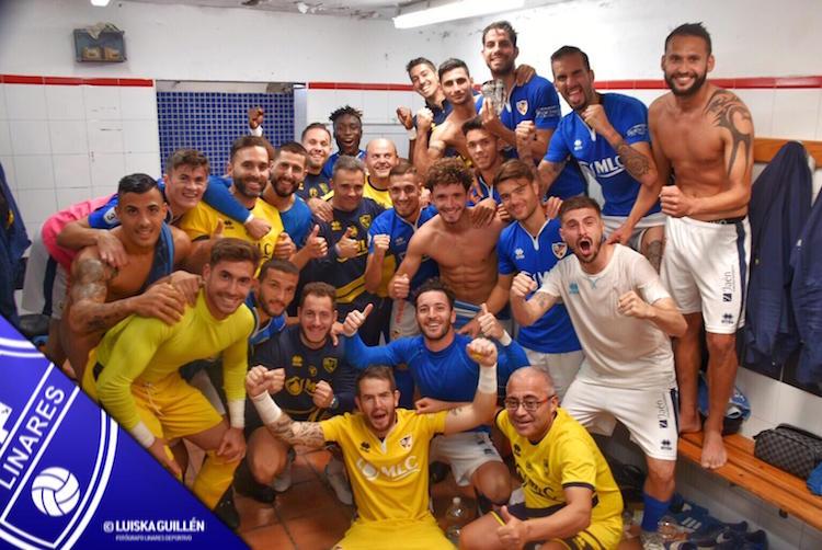 El Linares Deportivo domina al San Pedro para volver a la victoria