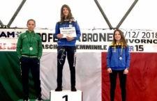 Plata y bronce para las luchadoras del Club de Torredelcampo en el Internacional de Livorno