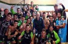 Un gol de Albertillo hace respirar al Atlético Mancha Real en Atarfe