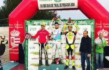 José María Moral logra su octavo Campeonato Andaluz de Trial