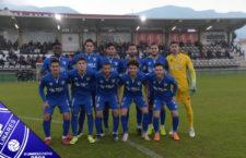 Andoni Tello da la victoria al Linares Deportivo en Torremolinos
