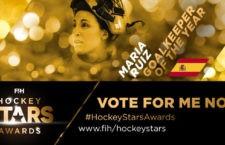 Mª Ángeles Ruiz, nominada a 'mejor guardameta del año' por la Federación Internacional de Hockey