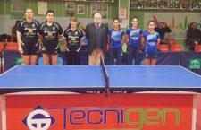 El Tecnigen Linares suma ocho victorias en ocho partidos