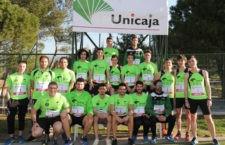 El Unicaja Atletismo, noveno en el ranking nacional