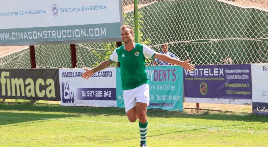 Álex Rubio se convierte en nuevo delantero del Linares Deportivo