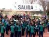 La carrera infantil de San Antón reúne a unos 850 escolares en La Salobreja
