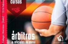 Nuevo curso para árbitros y oficiales de mesa de baloncesto