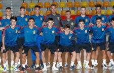 Portugal será el rival de España en las citas a celebrar en Úbeda y Baeza. Foto: RFAF.