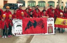 Arranca la actividad deportiva para el Grupo de Espeleología de Villacarrillo