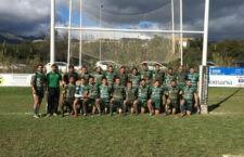 Jaén Rugby se consolida en la quinta plaza. Foto: Jaén Rugby.