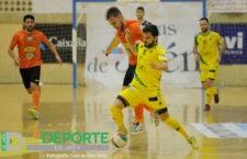 Reparto de puntos entre Jaén FS y Ribera Navarra