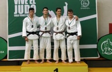 El jiennense Javier Sánchez se proclama campeón de Andalucía júnior en 73 kgs