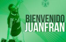 Juanfran, nuevo delantero del Atlético Mancha Real