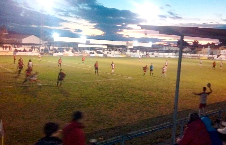 Campo de fúbol municipal de Martos