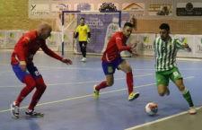 Agridulce empate para los pupilos de Javi Garrido. Foto: Mengíbar FS.