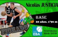 Perfil: Nicolás Justicia