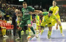 El Jaén FS comienza el 2019 con una ajustada derrota en Anaitasuna